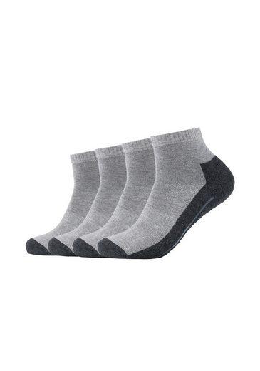Camano Socken »Maxi« (4-Paar) Pro-Tex Funktion, 4er Pack Bund ohne Gummidruck