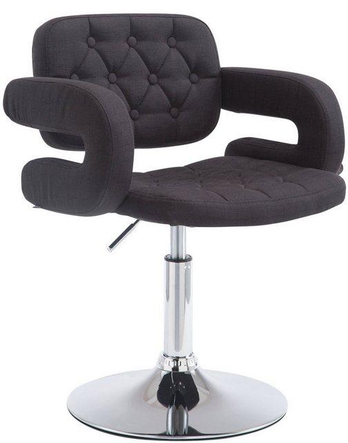 Stühle und Bänke - CLP Hochlehner »Dublin Stoff« mit Armlehne  - Onlineshop OTTO