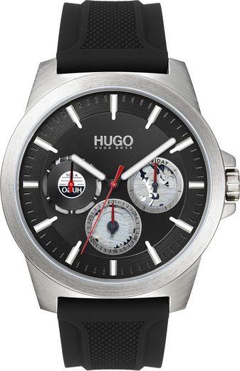 HUGO Multifunktionsuhr »#TWIST, 1530129«