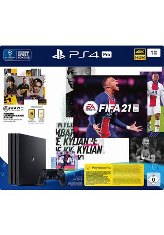 PlayStation 4 Pro 1TB ir FIFA 21