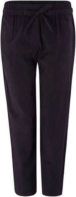 Hosen - Comma Loungepants mit elasischem Bund und Tunnelzug in 7 8 Länge ›  - Onlineshop OTTO