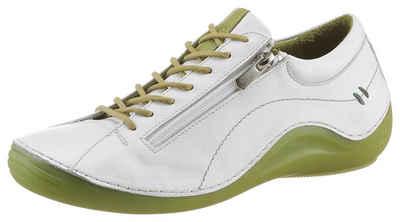 COSMOS Comfort Schnürschuh besonders flexible Laufsohle