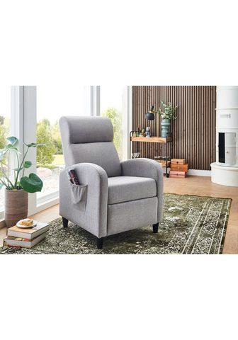 ATLANTIC home collection Reguliuojamas fotelis su Relax- ir Sch...