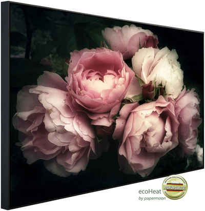 Papermoon Infrarotheizung »Blumen«, sehr angenehme Strahlungswärme