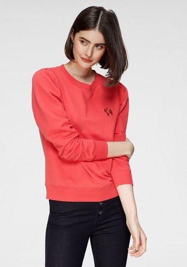 OTTO Sweatshirt nachhaltig aus zertifiziertem Bio-Baumwoll-Mix