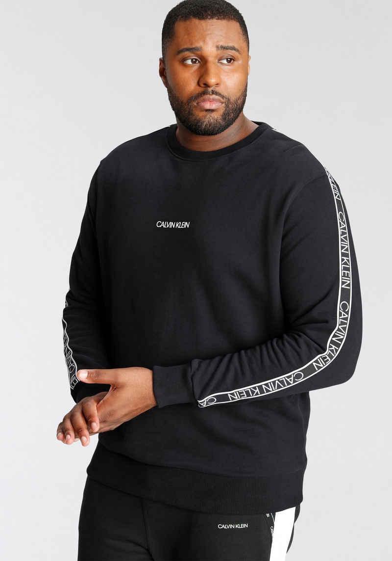 Calvin Klein Big&Tall Sweatshirt »BT-ESSENTIAL TAPE SWEATSHIRT«