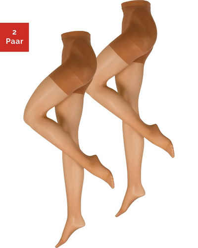 Nur Die Feinstrumpfhose »Bauch-Beine-Po, 20 Den« (2 Stück)