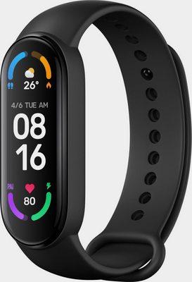 Mi Smart Band 6 Smartwatch (3,96 cm/1,56 Zoll)