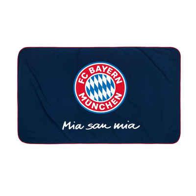 FC Bayern München Sporthandtuch, 80 x 130 cm