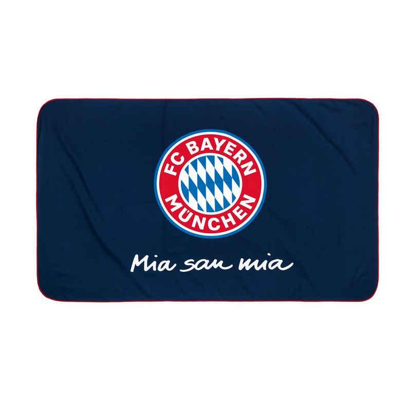 FC Bayern Sporthandtuch, 80 x 130 cm