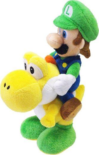 Nintendo Plüschfigur »Nintendo Luigi & Yoshi 22cm«