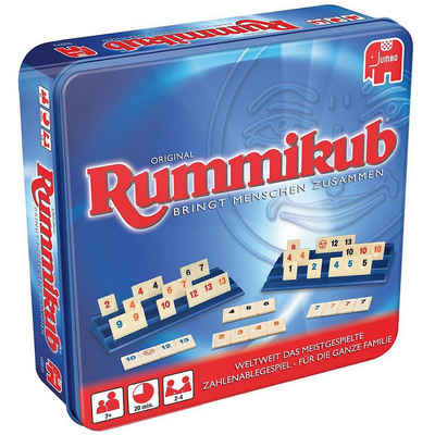 Jumbo Spiel, »Original Rummikub in Metalldose«