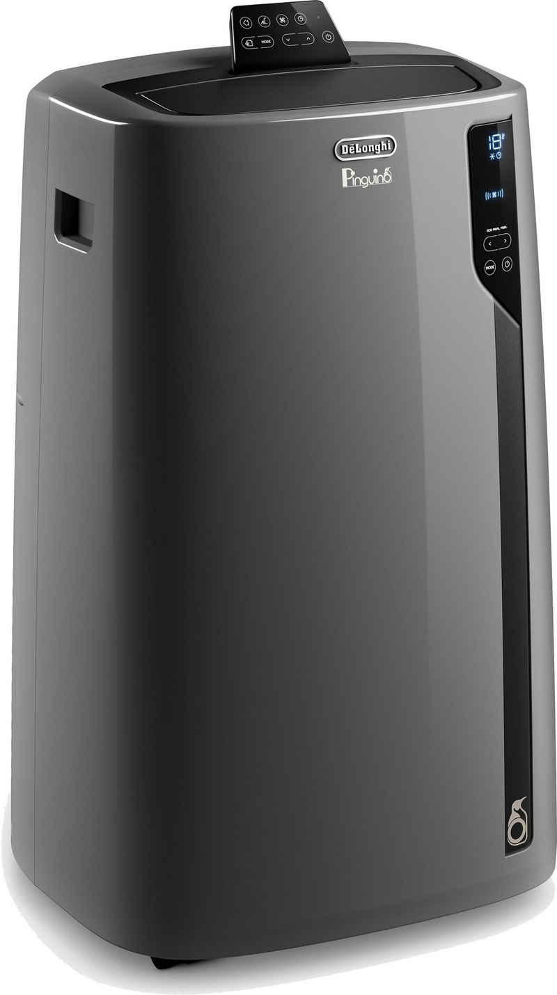 De'Longhi Klimagerät PAC EL112 CST, Mobiles Klimagerät mit Entfeuchtungs-Funktion