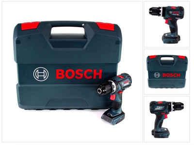 Bosch Professional Schlagbohrmaschine »Bosch GSB 18V-60 C Akku Schlagbohrschrauber 18V 60Nm Brushless Solo + L-Case - ohne Akku, ohne Ladegerät«