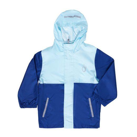 lamino Softshelljacke »lamino Funktions-Jacke wärme isolierende Kinder Regen-Jacke Freizeit-Jacke Blau«