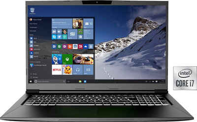 XMG CORE 17 - E20 Notebook (43,94 cm/17,3 Zoll, Intel Core i7, GeForce GTX 1650 Ti, 1000 GB SSD)