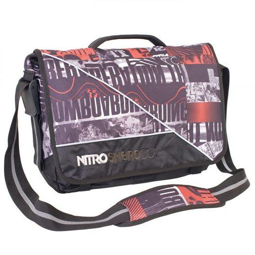 NITRO Messenger Bag »BackpacksBackpacks«, Nylon