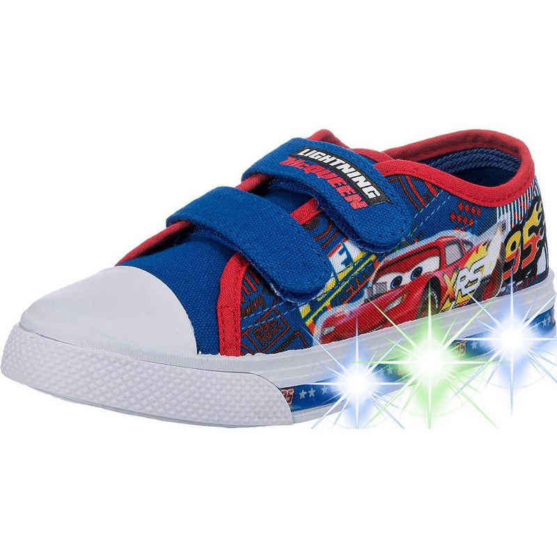 Disney Cars »Disney Cars Sneakers Low Blinkies für Jungen« Sneaker