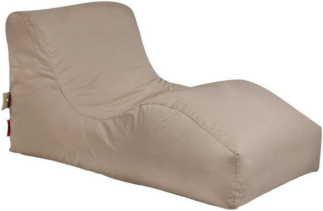 OUTBAG Wave Outdoor-Liege Sitzsack plus mud (taupe)