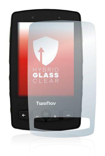 upscreen Schutzfolie »Panzerglasfolie für TwoNav Aventura 2 Motor«, Schutzglas Glasfolie klar