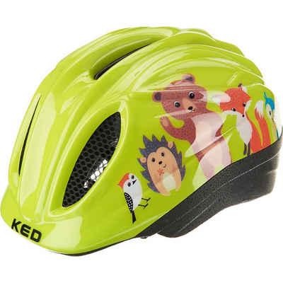 KED Helmsysteme Kinderfahrradhelm »Fahrradhelm Meggy Erdbeere«