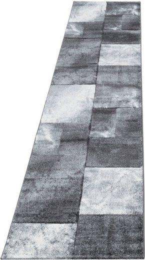 Läufer »Hawaii 1710«, Ayyildiz, rechteckig, Höhe 13 mm, handgearbeiteter Konturenschnitt, 80cm x 300cm (BxL)
