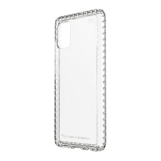 Speck Handyhülle »Presidio Lite Case« Samsung Galaxy A51 16,5 cm (6,5 Zoll), Samsung Galaxy A51 Hülle [Anti-Kratzer, Fallschutz bis zu 1,3 m, Transparentes Design]
