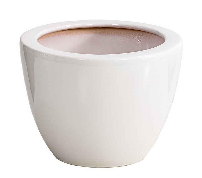 Dehner Übertopf »Premium Keramik-Topf Valencia, rund«