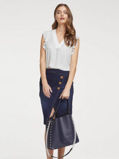 heine TIMELESS Bluse mit Volants