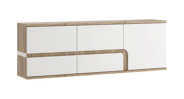 Garderoben Sets - Feldmann Wohnen Garderoben Set »MILANO«, (2 tlg), mit Spiegel  - Onlineshop OTTO