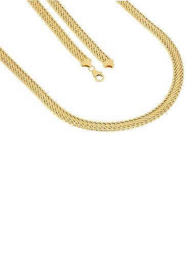 Firetti Goldkette »In Achterkettengliederung, 6,5 mm breit, Glanz, bombadiert«