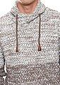 Cipo & Baxx Rundhalspullover »CIPO & BAXX Strick-Pullover kuschliger Herren Freizeit-Pullover Winter-Pullover Braun«, Bild 3