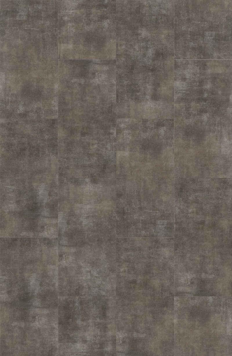 PARADOR Vinylboden »Basic 2.0 - Fliese Mineral Black«, 61,2 x 30,5 x 0,2 cm, 4,1 m²