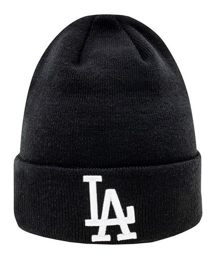New Era Baseball Cap »LA Dodgers Cuff Beanie FBLKWHI«