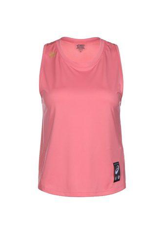 Asics Marškinėliai be rankovių »Sakura«