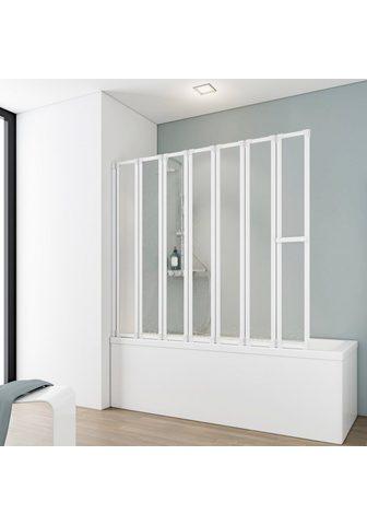 Schulte Badewannenfaltwand »Luxus« Acrylglas (...