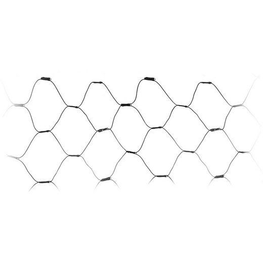 Koopmann Lichterkette »Lichterkettennetz, warmweiß, 160 LEDs, 2x1m,«