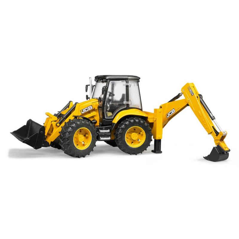 Bruder® Spielzeug-Baumaschine »JCB 5CX Eco Baggerlader«