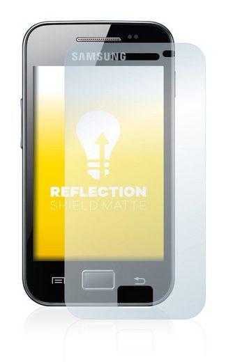 upscreen Schutzfolie »für Samsung GT-S5830«, Folie Schutzfolie matt entspiegelt