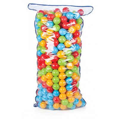 Pilsan Bällebad »Bällebad 06182«, 500 bunte Spielbälle 7 cm Durchmesser im Beutel