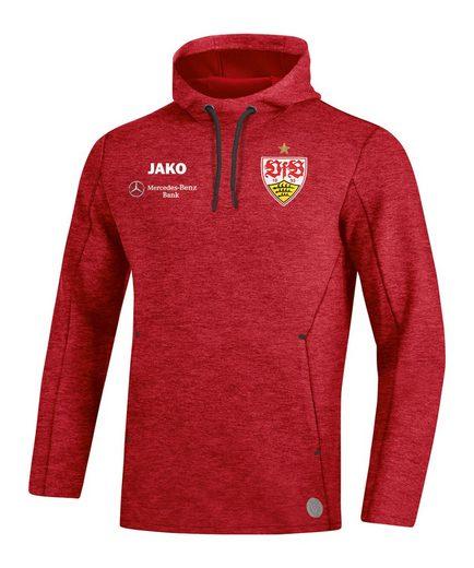 Jako Sweatshirt »VfB Stuttgart Premium Hoody«