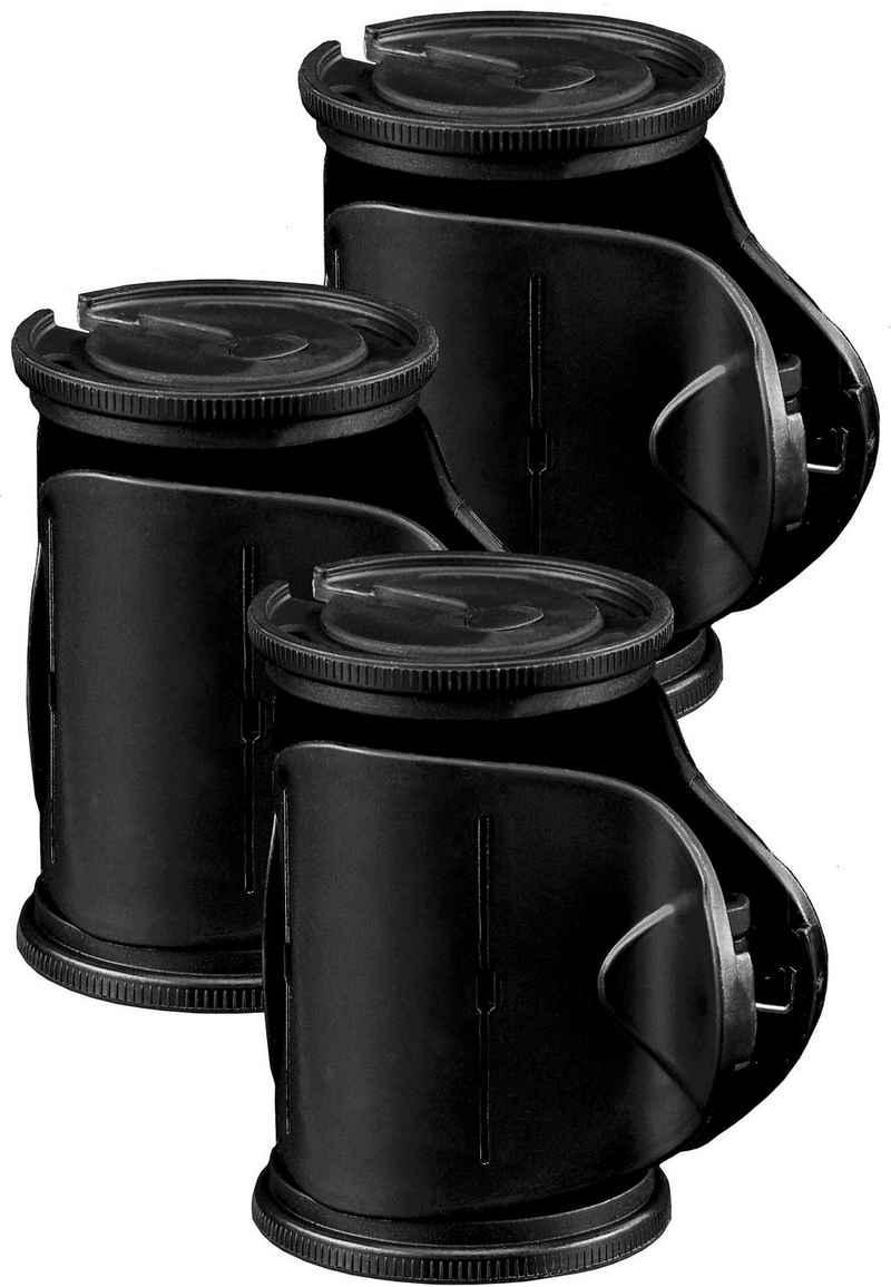 FRIPAC mondial Heizwickler Fripac Mondial Hotrolls, 15 Lockenwickler, Mit Samtüberzug für ein besonders schonendes Styling.