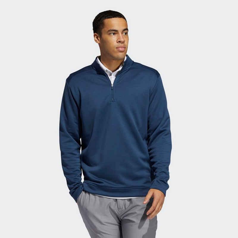 adidas Performance Sweatshirt »Club Quarter-Zip Sweatshirt«