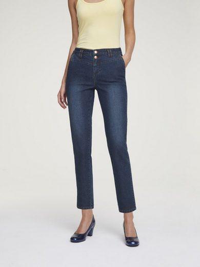 ASHLEY BROOKE by Heine 7/8-Jeans in verkürzter Länge