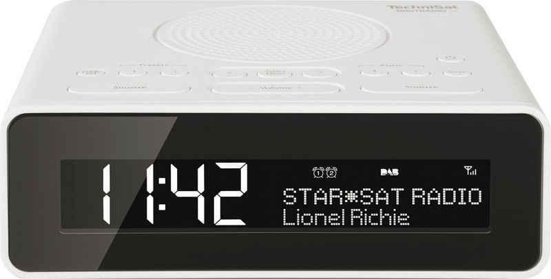 TechniSat Radiowecker »DIGITRADIO 51« mit DAB+, Snooze-Funktion, dimmbares Display, Sleeptimer