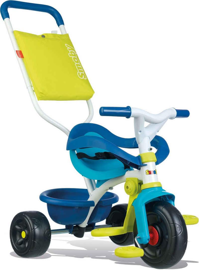 Smoby Dreirad »Be Fun Komfort, blau«, Made in Europe