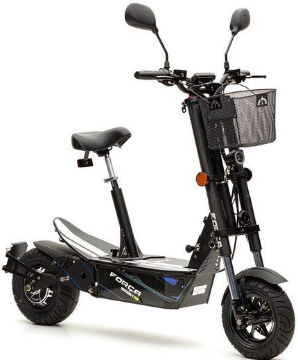 Forca E-Scooter »Bossman 2100 Basic 45 km/h«, 2100 W, 45 km/h