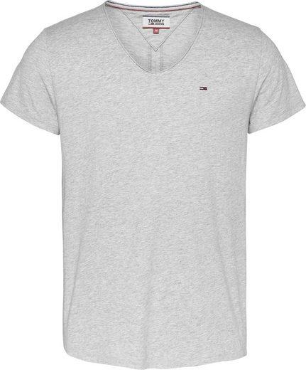 TOMMY JEANS T-Shirt »TJM BASIC VNECK TEE«