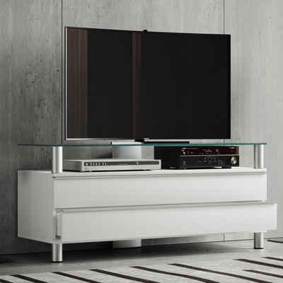 "VCM TV-Board »TV Lowboard mit Rollen ""Dasano""«"