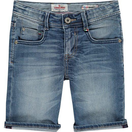 Vingino Jeansshorts »Jeansshorts Charlie Denim für Jungen«